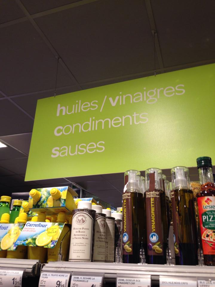 Carrefour - Sauses