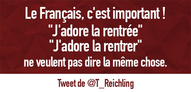 rentree-tweet