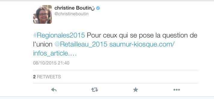 Christine Boutin, le pluriel, ce n'est pas si difficile !