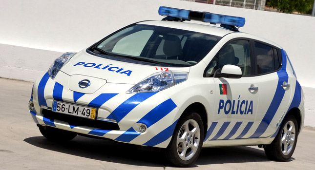 Nissan-Police-Leaf-#